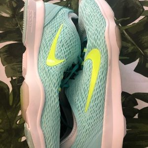 Nike Women's Zoom fit Running Trainers Shoes
